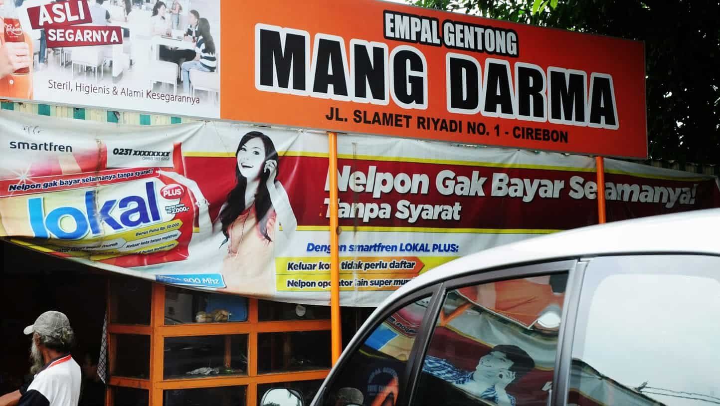 Empal Gentong Mang Darma – Wisata Kuliner Cirebon